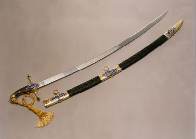 Sultan of Brunei sword